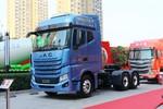 江淮 格尔发K7重卡 480马力 6X4 LNG牵引车