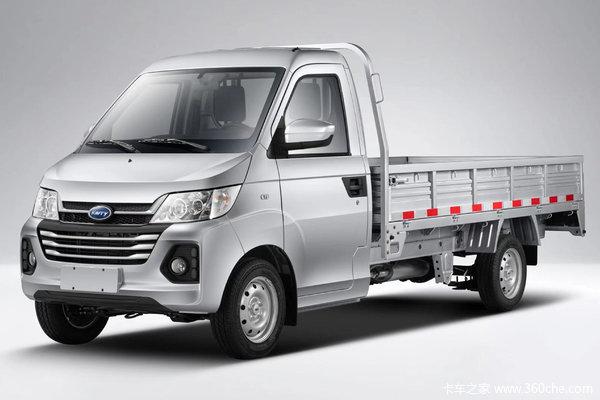 新车到店 佳木斯市优劲T5载货车仅需4.64万元