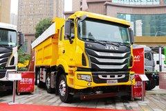 江淮 格尔发K5W重卡 350马力 8X4 6米自卸车(国六)(HFC3311P1K6H25WS)