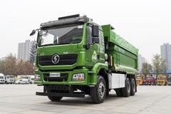 陕汽重卡 德龙新M3000 6X4 5.6米纯电动渣土车(SX3257MF404BEV1)