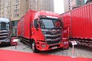 江淮 格尔发A5X中卡 220马力 4X2 9.8米厢式载货车(国六)(HFC5181XXYP2K3A70S)