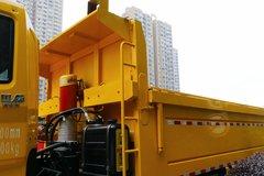 江淮 格尔发K5W重卡 350马力 8X4 5.6米 AMT自动挡混合动力自卸车(HFC3311P1PHEV)