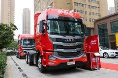 江淮 格尔发A5WⅢ重卡 460马力 6X4 牵引车(国六)(HFC4251P1K7E33YS) 卡车图片