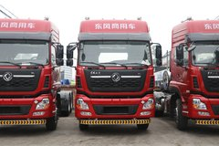 东风 天龙VL燃气 430马力 6X4 LNG牵引车(国六)(DFV4258GP6N) 卡车图片