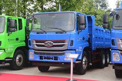 南骏汽车 瑞宇R60D 220马力 6X4 4.8米自卸车(NJA3250RPD46V)