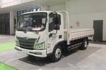 福田 时代领航 4.5T 4.14米纯电动栏板载货车(BJ1045EVJA10)81.14kWh