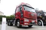 一汽解放 新J6P重卡 2020款 质惠版2.0 460马力 6X4砂石料牵引车(CA4250P66K24T1E5Z)图片