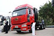 一汽解放 J6P重卡 6X4纯电动换电牵引车(CA4250P66T1BEV)