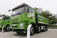 青岛解放 JH6重卡 城建标载版 400马力 8X4 5.8米自卸车(国六)(CA3310P27K15L1T4E6A80)