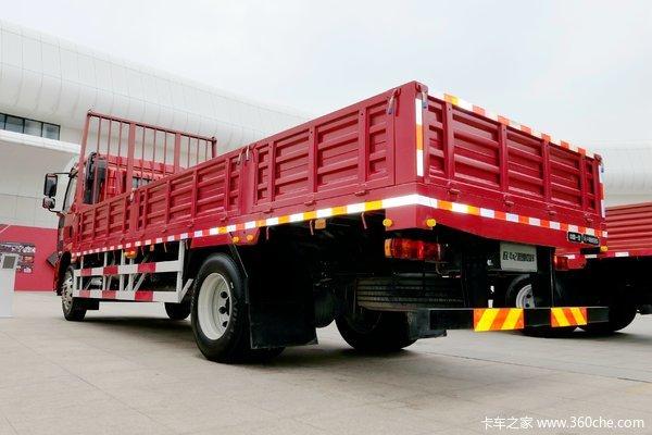 降价促销大同解放J6L载货车仅售18.40万
