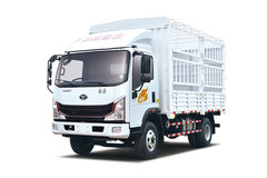 中国重汽 豪曼H3 160马力 4X2 4.165米单排仓栅式轻卡(ZZ5048CCYF17EB5) 卡车图片