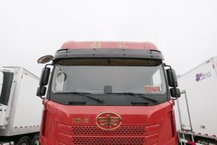 青岛解放 JH6 领航版 460马力 8X4 9.4米冷藏车(CA5320XLCP25K2L7T4E6A80)