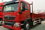 中国重汽 HOWO TX 210马力 4X2 6.75米栏板载货车(ZZ1187K501GE1)图片