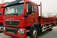 中国重汽 HOWO TX 220马力 4X2 6.8米栏板载货车(ZZ1187K501GF1) 卡车图片