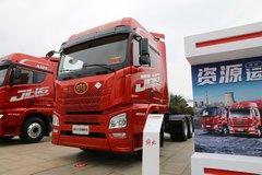 青岛解放 JH6重卡 领航版 460马力 6X4 LNG AMT自动挡牵引车(国六)(CA4250P25K2T1NE6A80) 卡车图片