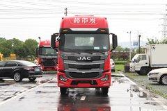 江淮 格尔发A5XⅢ 245马力 4X2 6.8米畜禽运输车(HFC5181CCQP2K3A50S)