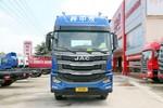 江淮 格尔发A5WⅢ重卡 400马力 8X4 9.7米畜禽运输车(HFC5311CCQP1K5H45S)图片