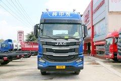 江淮 格尔发A5WⅢ 375马力 8X4 9.5米畜禽运输车(HFC5311CCQP1K5H45S)