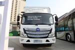 福田 智蓝 4.5T 4.14米单排纯电动厢式轻卡(BJ5045XXYEV8)图片