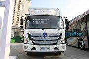 福田 智蓝 4.5T 4.14米单排纯电动厢式轻卡(BJ5045XXYEVC)
