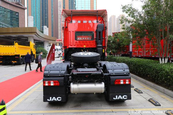 江淮 格尔发A5WⅢ重卡 经典版 480马力 6X4牵引车(HFC4251P12K7E33S2V)