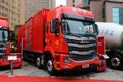 江淮 格尔发A5W重卡 290马力 6X2 9.5米厢式载货车(国六)(HFC5251XXYP1K4D54CS)