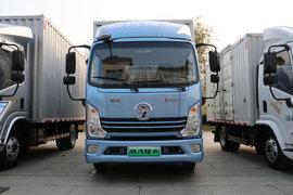 陜汽輕卡 德龍E3000 4.18米純電動廂式載貨車98.04kWh