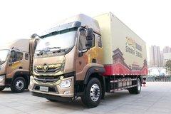 福田 奥铃大黄蜂 皇宫版 220马力 4X2 厢式载货车 卡车图片