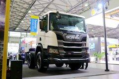 斯堪尼亚 P系列重卡 450马力 8X4 混凝土泵车底盘(P450 B8X4HZ 17L)