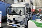 陕汽轻卡 德龙K3000 160马力 4X2 4.08米冷藏车(YTQ5041XLCKJ331)