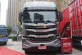 江淮 格尔发A5WIII重卡 350马力 8X2 9.4米仓栅式载货车(HFC5311CCYP1K5G43S)图片