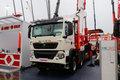 中国重汽 HOWO TX7重卡 440马力 10X4 随车起重机(宏昌天马牌)(Z6680)