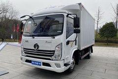 陕汽轻卡 德龙K3000 130马力 4.18米AMT自动挡单排厢式轻卡(国六)