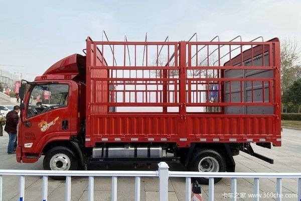 北京优惠0.5万德龙K3000载货车促销中
