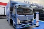 陕汽轻卡 德龙E3000 4.18米混合动力厢式载货车