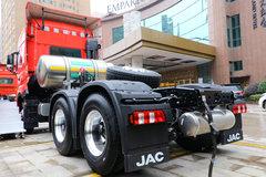 江淮 格尔发A5WⅢ重卡 460马力 6X4 LNG牵引车(HFC4251P1N7E33YS)