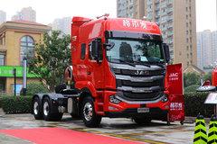 江淮 格尔发A5WⅢ重卡 460马力 6X4 LNG牵引车(HFC4251P1N7E33YS) 卡车图片