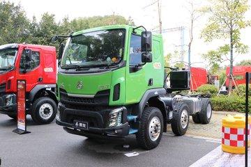 东风柳汽 新乘龙M3 230马力 6X2 自卸车