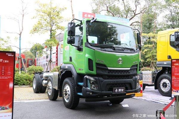 购新乘龙M3自卸车 享高达0.5万优惠