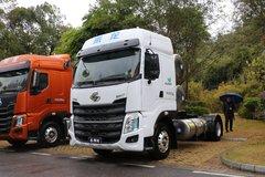东风柳汽 乘龙H7重卡 快递版 460马力 4X2 LNG牵引车(国六)(LZ4180H7AM1) 卡车图片