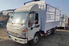 江淮 康铃J6 163马力 4.18米单排仓栅式轻卡(国六)(HFC5043CCYB21K1C7S) 卡车图片