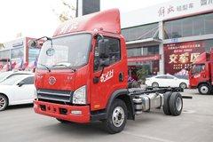 解放 虎VH 160马力 4.16米单排仓栅式轻卡(CA5040CCYP40K46L2E5A84) 卡车图片