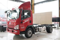 解放 J6F 160马力 4.16米单排仓栅式轻卡(8挡)(CA5040CCYP40K46L2E5A84) 卡车图片