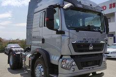 中国重汽 HOWO TX5重卡 340马力 4X2 牵引车(ZZ4187N361GE1) 卡车图片