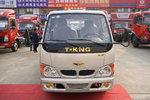 唐骏 欧铃小宝马 115马力 3.02米双排栏板轻卡(ZB1041BSD0L)图片