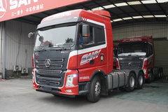 三一集团 朱宏版 550马力 6X4 牵引车(HQC4250T)