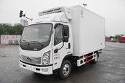 现代商用车 泓图EV2 4.5T 4.08米纯电动冷藏车