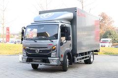 东风 凯普特星云K6-L 160马力 4.15米单排厢式轻卡(国六) 卡车图片