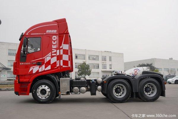 优惠8千温州东宏红岩杰狮牵引车促销中