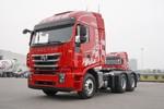 上汽红岩 杰狮C500重卡 2020款 520马力 6X4 AMT自动挡牵引车(CQ4256HYVG334B)